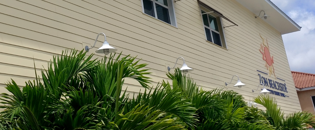 gooseneck lighting exterior