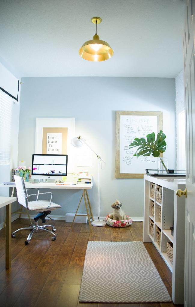home office lighting 1
