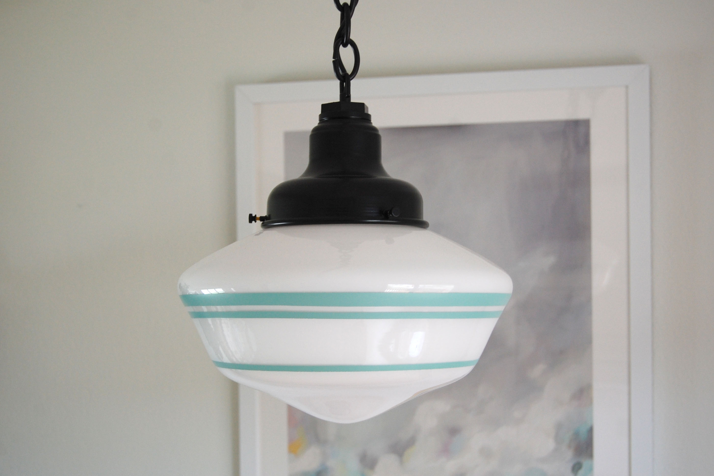 Chain Hung Pendant Lighting Offers