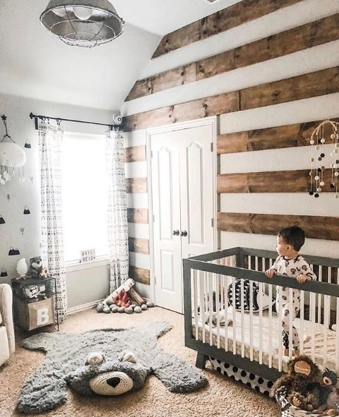 How To Create A Cozy Nursery With Lighting Inspiration Barn Light Electric