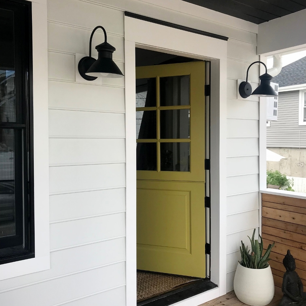 exterior lighting wall sconces