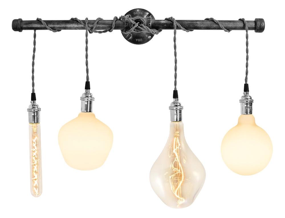 Machine Age 4 Light Silver Tala Bulbs 1
