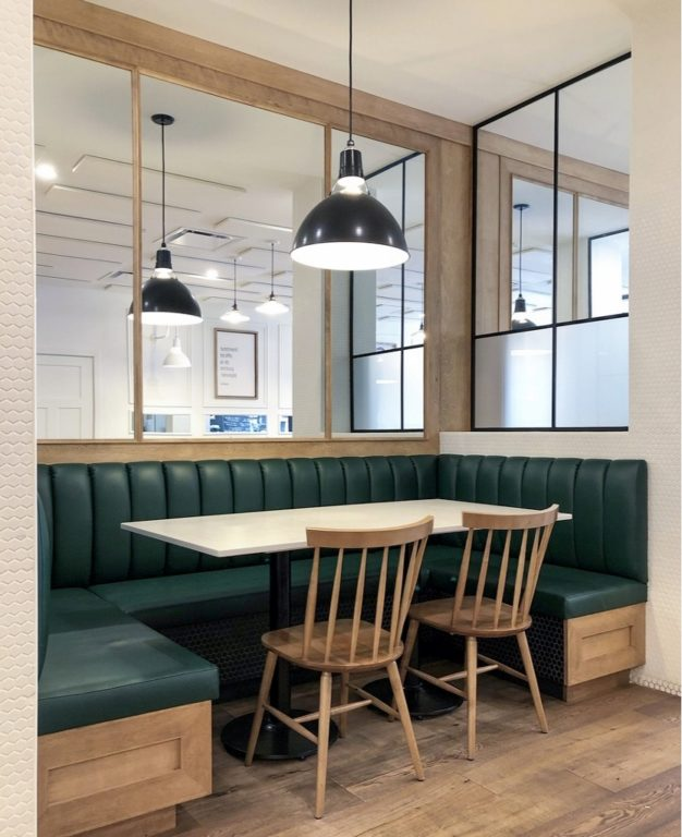 American-Made Lighting for Canadian Restaurant ...