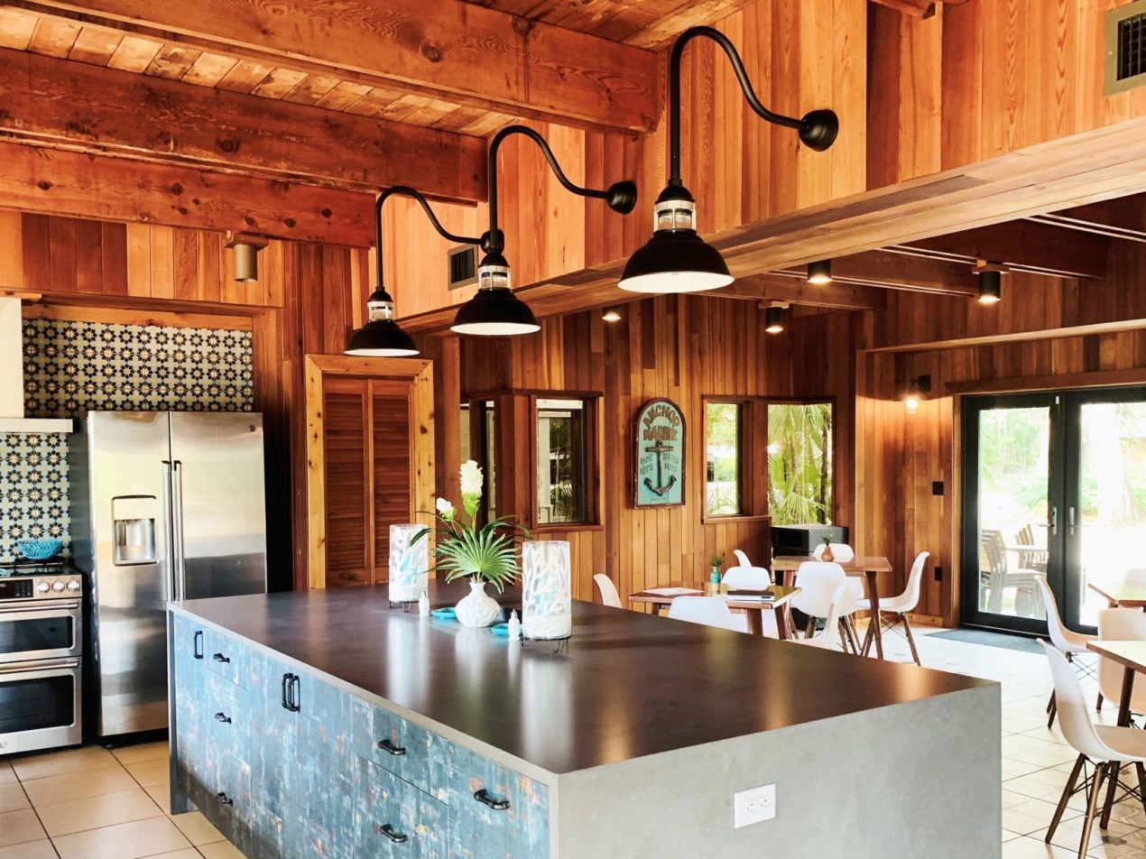 kitchen lighting barn lighting
