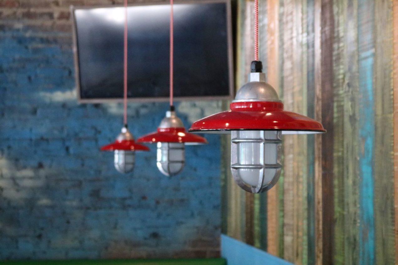 restaurant lighting porcelain lighting