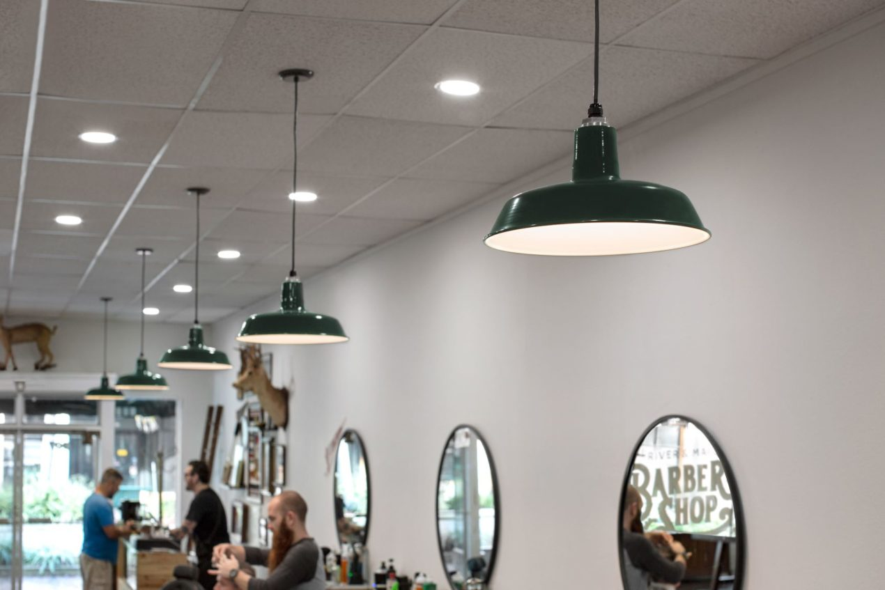 american made pendant lights