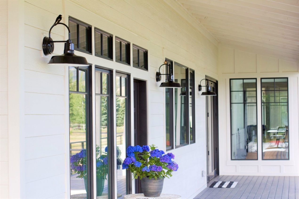 wall sconces porch lighting