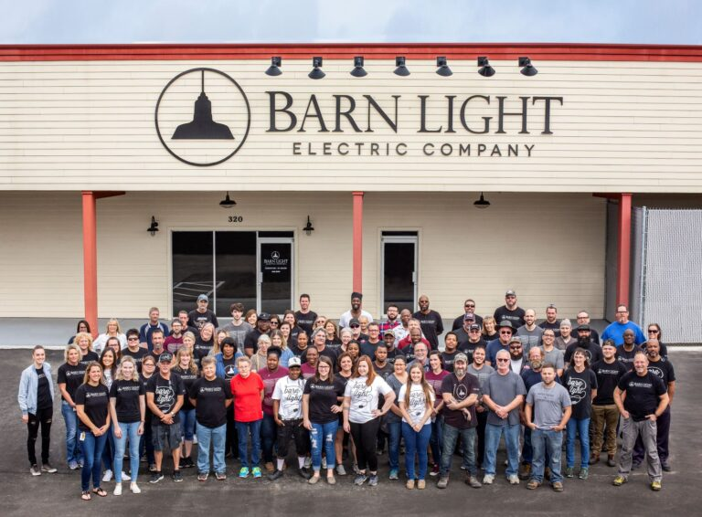 barn light electric employees