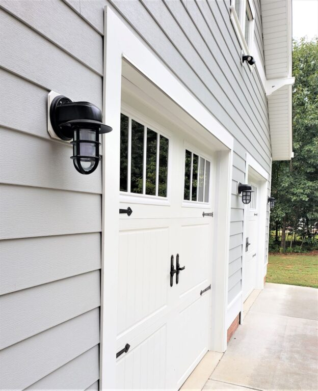 garage lighting exterior lighting