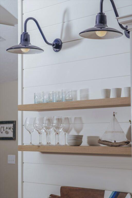 gooseneck lights kitchen lighting