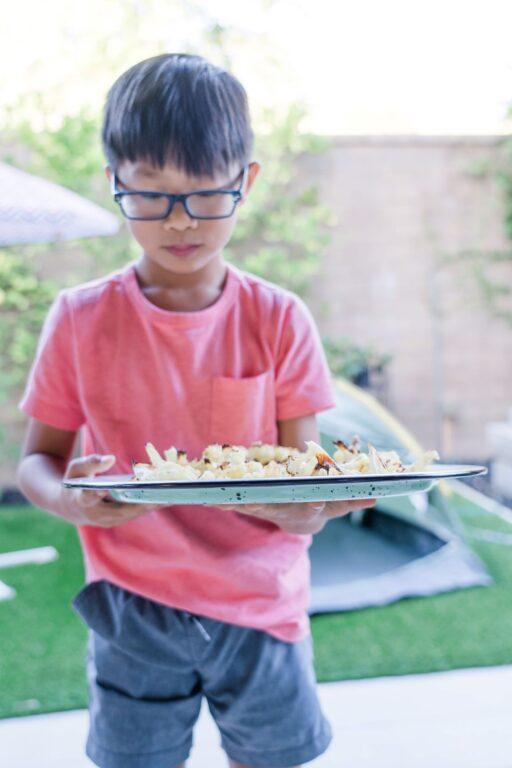 enamelware platter porcelain dishes