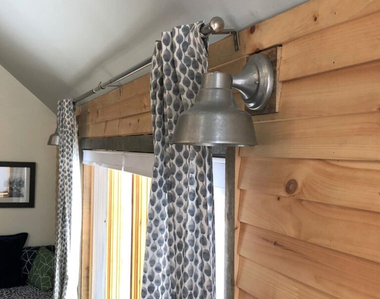 Bowie Wall Sconce 8in 975 Galvanized4